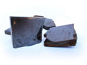 Hematite Polished One Face 1LB