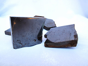 Hematite Polished One Face 22LB