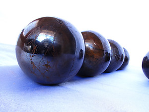 Hematite Sphere 60mm