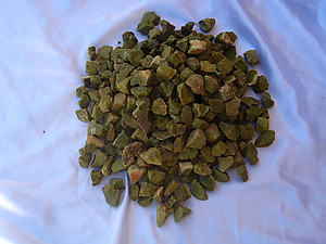 Green Opal Tumbling Rough - Gem Decor Rough (5-30g) 5kg