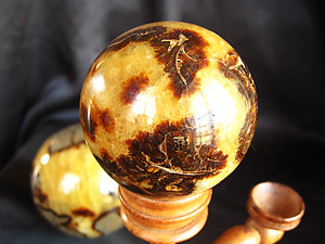Septarian Large Sphere (65mm)