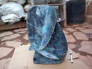 Labradorite Sculpture,