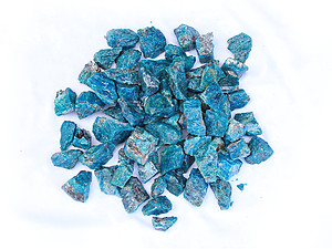 Apatite Rough - Gem Decor Rough (5-30g) 5Kg Bag (11LBS and UP)