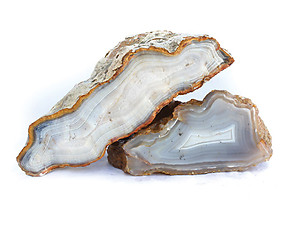 Banded Agate Rough