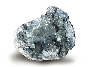 AAA Quality Celestite Druze 1.75 -2 kg pieces
