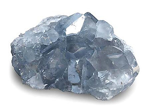Celestite Druze (600-700g pieces) - AAA Quality