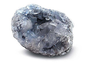 Celestite Druze (800g-1Kg pieces) - AAA Quality