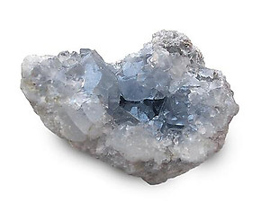 Celestite Druze (50-100g pieces) - AAA Quality