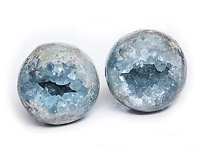 40-60 mm Wholesale Celestite Spheres