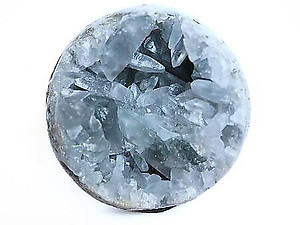 Celestite Spheres 90 mm