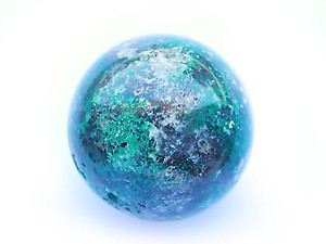 Chrysocolla Spheres (50mm)