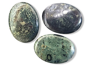 Crocodile Jasper Oval Shapes