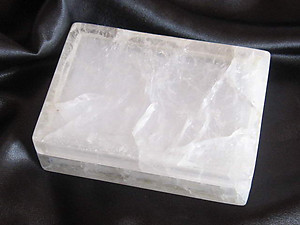 Crystal Quartz Jewelry Box