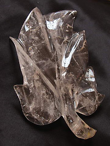 Crystal Quartz Leaves-Large