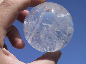 Quartz Sphere AA Quality (60mm)