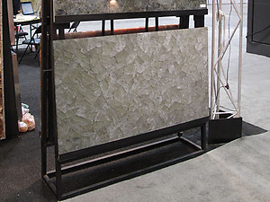 Crystal Quartz Table Top (140 x 83 x 3 cm)