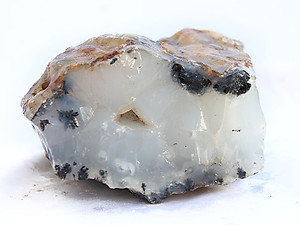 Agate Dendritic Rough