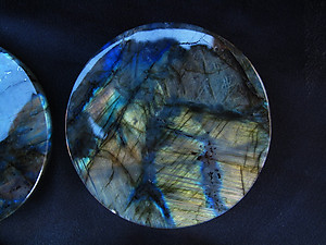 Labradorite Coasters (4 Piece Set)