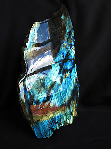 Labradorite Slice 5-7 inch - 1pc