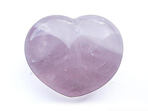 Rose Quartz Decorative Hearts