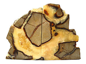 Septarian Bookends (1-3kg)