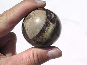Septarian Spheres 40mm 2pc Lot