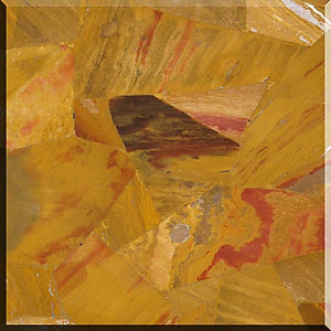 Yellow Jasper Tile (40 x 40 cm)