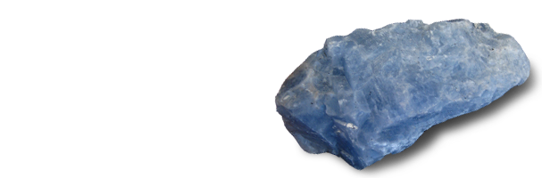 Blue Quartz Gemstone
