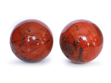 Red Jasper Sphere (45mm)