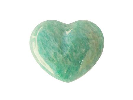 Amazonite Jewelry Small Hearts