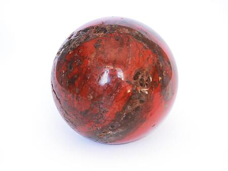 Chestnut Jasper Sphere (60mm)