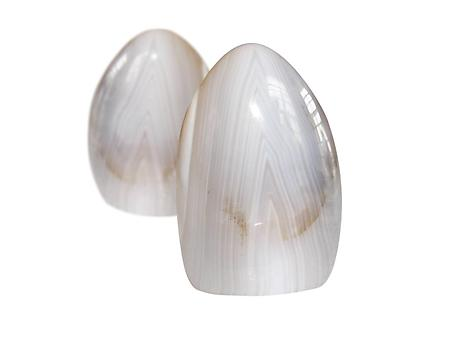 Agate Dome Shape