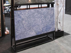 Sky Blue Calcite Table Top (140 x 83 x 3 cm)