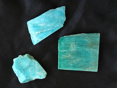 Amazonite Polished-One Face (POF)