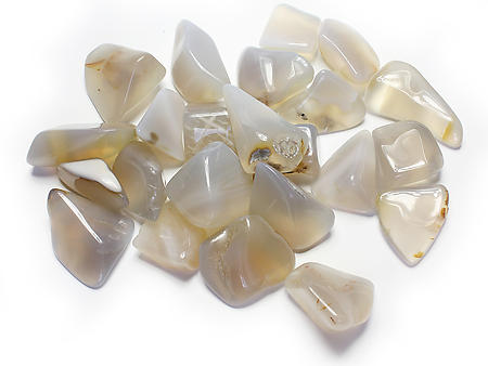 20-30 mm Icy Agate Tumbled Stones