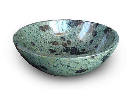 Crocodile Jasper Bowl 8.5 inch