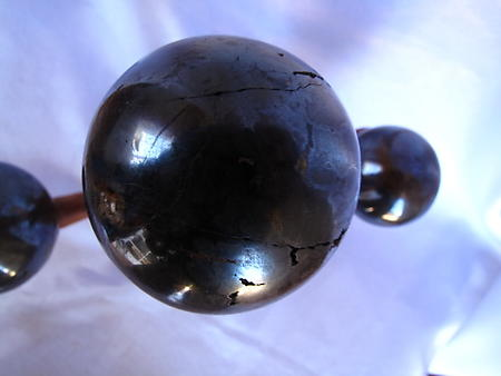 Hematite Sphere 40mm