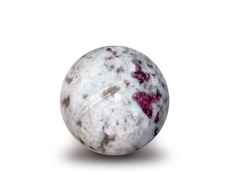 Wholesale - Ruby Tourmaline Spheres (45-60mm)
