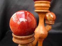 Chestnut Jasper Sphere (50mm) 1pc