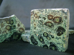Crocodile Jasper Polished One Face 11LB