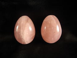Rose Quartz Egg - 45mm