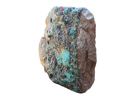 Amazonite Gem Gardens® Fountain - Rough - 70Kg