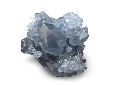 Celestite Druze (400-500g pieces) - AAA Quality