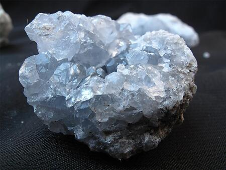 AA Quality Celestite Druze 50-100 g pieces