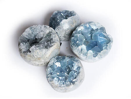 Wholesale - Celestite Spheres (40-60mm)