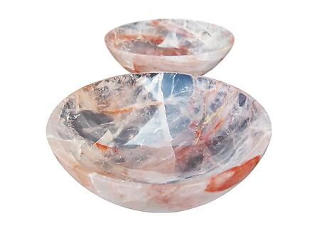 Fire Quartz Bowl 5 inch