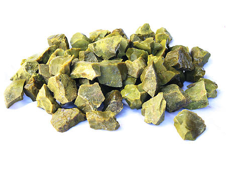 Green Opal Gem Décor Rough (5-30 g pieces)