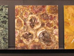 Petrified Wood Tile (50 x 50 cm)