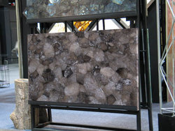 Smoky Quartz Table Top (140 x 83 x 3 cm)