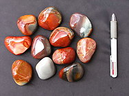 Desert Jasper Gallets - Small
